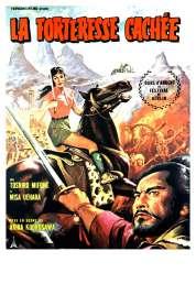 L'affiche du film La forteresse cachée