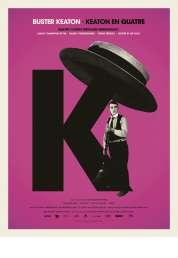 L'affiche du film Keaton en quatre