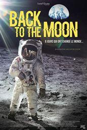 L'affiche du film Back to the Moon
