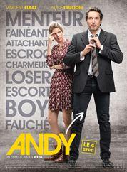 L'affiche du film Andy