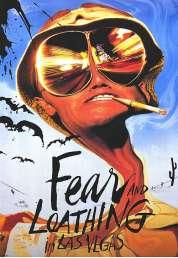 Affiche du film Las Vegas parano
