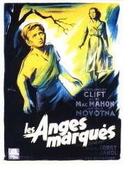 Affiche du film Les Anges Marques