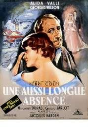 L'affiche du film Une aussi longue absence