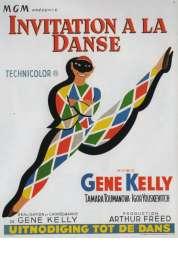 Affiche du film Invitation a la Danse