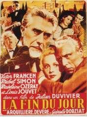 Affiche du film La fin du jour