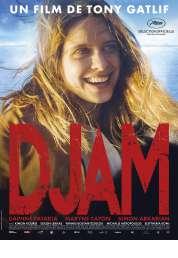 L'affiche du film Djam