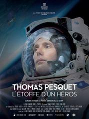 L'affiche du film Thomas Pesquet - L'étoffe d'un héros