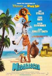 Affiche du film Madagascar