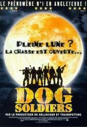 Affiche du film Dog soldiers