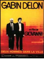 Affiche du film Deux hommes dans la ville