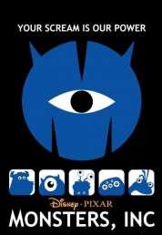 Affiche du film Monstres et Cie