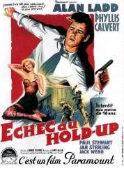 Affiche du film Echec Au Hold Up