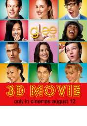 Affiche du film Glee ! On Tour : Le Film 3D