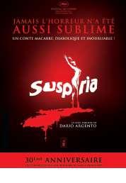 L'affiche du film Suspiria