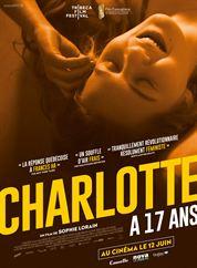 L'affiche du film Charlotte a 17 ans