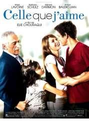 Affiche du film Celle que j'aime