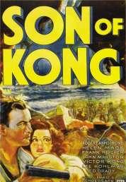 Affiche du film Le fils de Kong