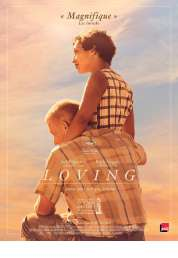 L'affiche du film Loving