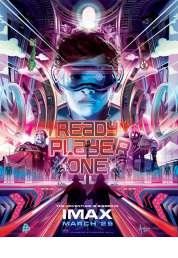 L'affiche du film Ready Player One