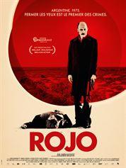 L'affiche du film Rojo