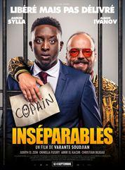 L'affiche du film Inséparables