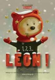 Affiche du film 1, 2, 3... Léon !
