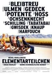 L'affiche du film Les Particules élémentaires