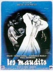 Affiche du film Les Maudits