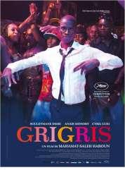 L'affiche du film Grigris