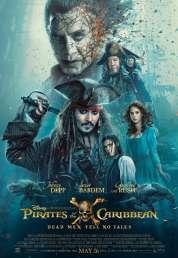 L'affiche du film Pirates des Caraïbes : La Vengeance de Salazar