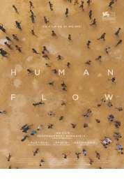 L'affiche du film Human Flow