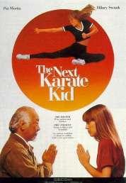 Affiche du film Miss karaté kid