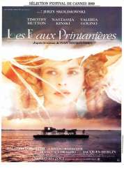 Affiche du film Les eaux printanières