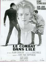 Affiche du film Le combat dans l'île