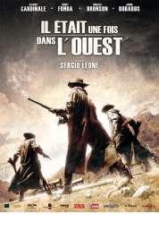 L'affiche du film Il était une fois dans l'Ouest