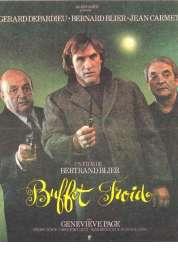 L'affiche du film Buffet froid