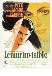 Affiche du film Le mur invisible