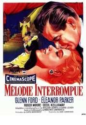 Affiche du film Melodie Interrompue