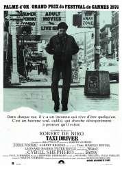 L'affiche du film Taxi driver