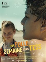 L'affiche du film Ma folle semaine avec Tess