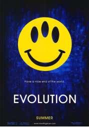 Affiche du film Evolution