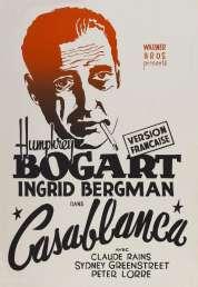 Affiche du film Casablanca