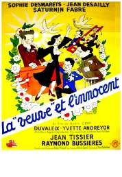 Affiche du film La Veuve et l'innocent