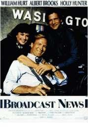 Affiche du film Broadcast news