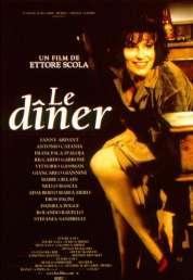 Affiche du film Le dîner