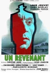 Affiche du film Un revenant