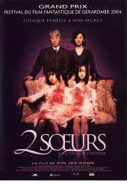 Affiche du film 2 soeurs