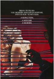 L'affiche du film Body double