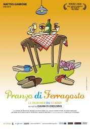 Affiche du film Le Déjeuner du 15 août