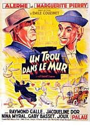 Affiche du film Un Trou dans le Mur